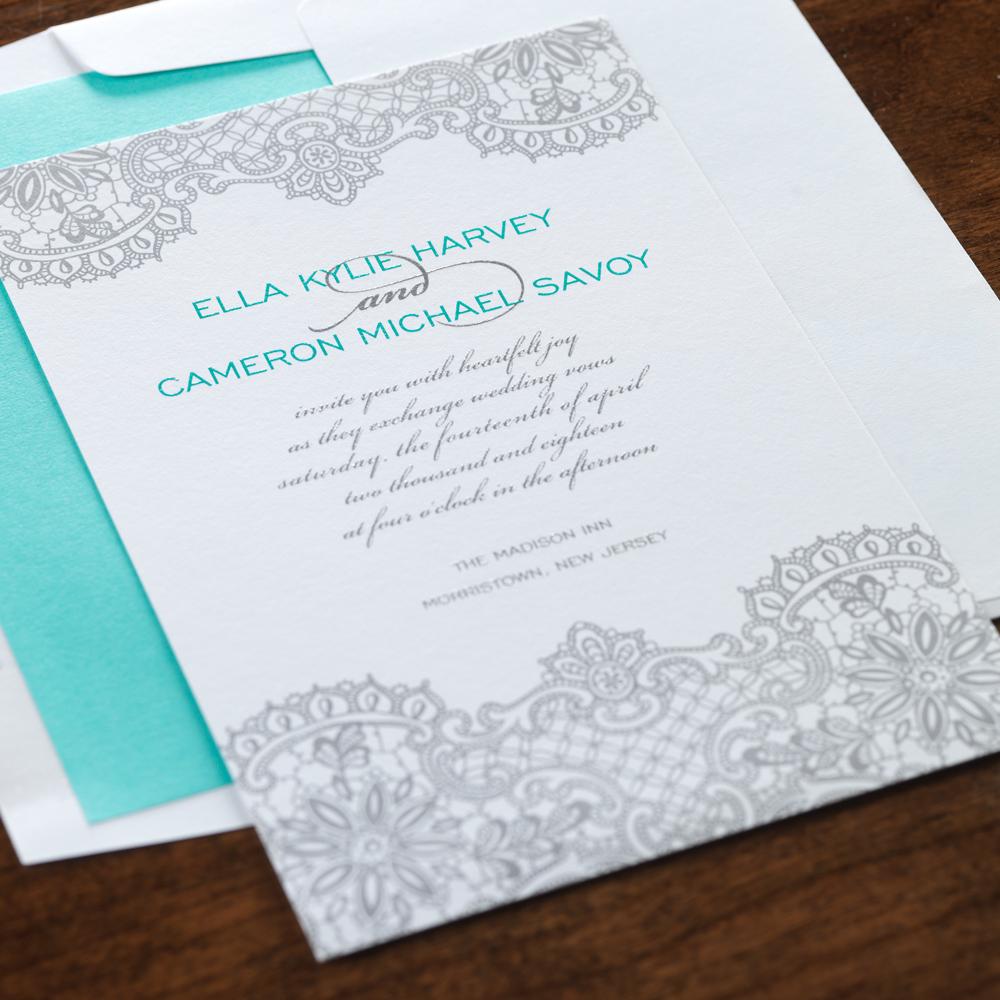 Wedding Invitation Download Opt-In | Lovie\'s Letter